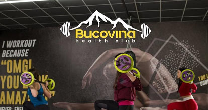 Poze club fitness Bucovina Health Club