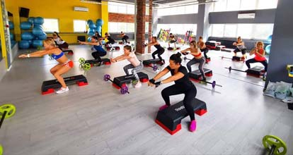 Poze club fitness Stay Fit Iride