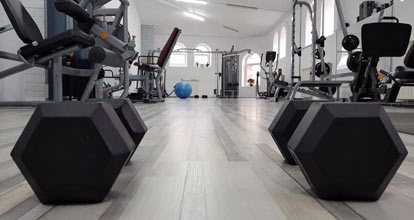 Poze club fitness Only Members Fitness