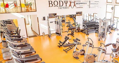 Poze club fitness Body Factory