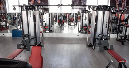 Poze club fitness Club Denis Gym