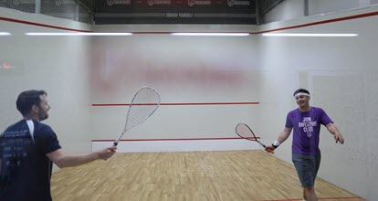 Poze club fitness The Squashers