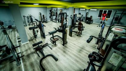 Poze club fitness Stay Fit Gym Titulescu