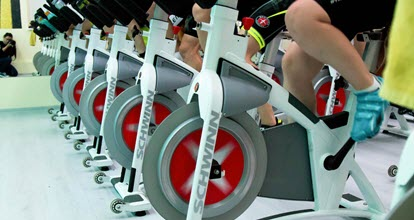 Poze club fitness Cycling Sibiu