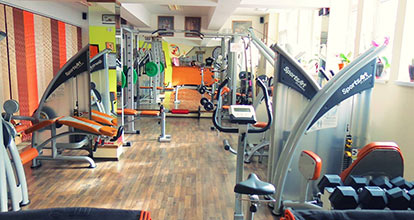 Poze club fitness Sendy Club