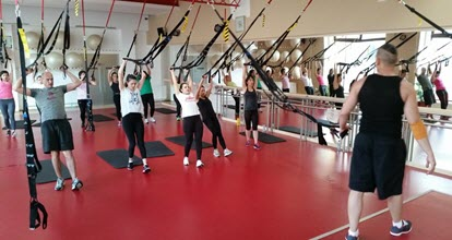 Poze club fitness Studio C
