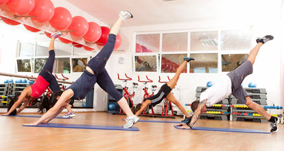 Poze club fitness Enjoy Sports Club