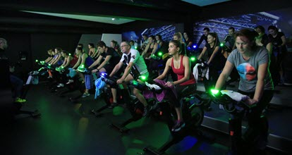 Poze club fitness Smartfit Studio 2