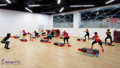 Poze club fitness Smartfit Studio 3
