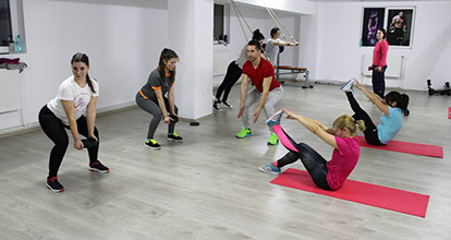 Poze club fitness Well Time Fitness