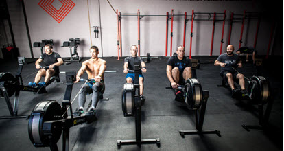 Poze club fitness CrossfitNord BVS
