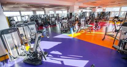 Poze club fitness Grand Fitness
