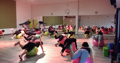 Poze club fitness Ninete Studio