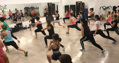 Poze club fitness LadyFit Gym