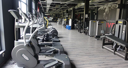 Poze club fitness Be Live Fitness Club