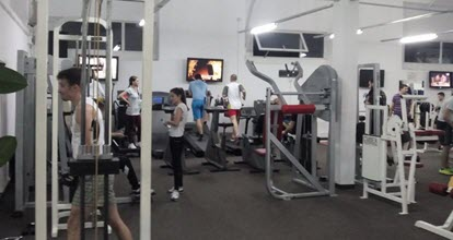 Poze club fitness Hercules Gym