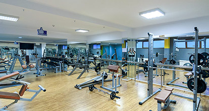 Poze club fitness Omnix Club