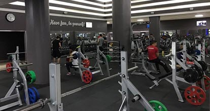 Poze club fitness Gym One 3