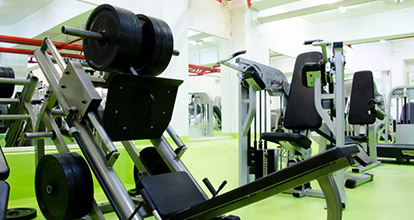 Poze club fitness Gym Mar Strong Transilvaniei