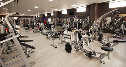 Poze club fitness Gym One 2