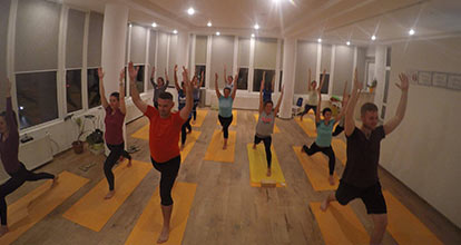 Poze club fitness Dia Yoga Studio