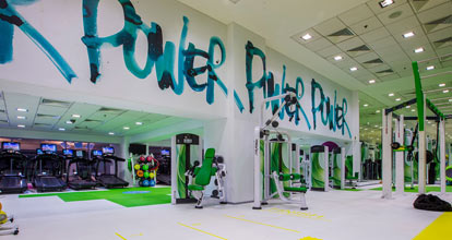 Poze club fitness World Class Downtown