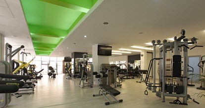 Poze club fitness Jade Gym