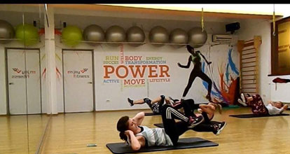 Poze club fitness Enjoy Fitness