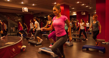 Poze club fitness EliteGym Galati
