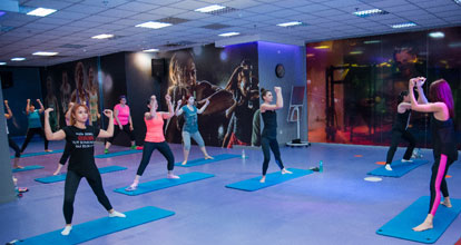 Poze club fitness EliteGym Braila