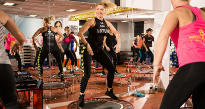 Poze club fitness LOTUS CLUB Padeşu