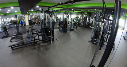 Poze club fitness Seneca Fitness Center