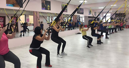 Poze club fitness Endorphin Gym