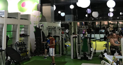 Poze club fitness World Class Mega Mall