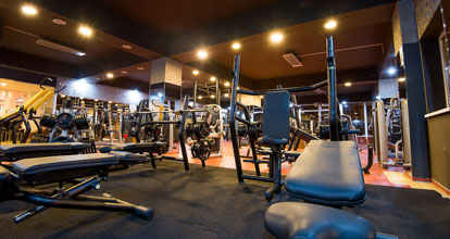 Poze club fitness Ironwill Gym