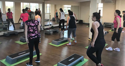 Poze club fitness Melody Masterfit