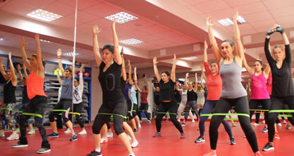 Poze club fitness Global Gym Fitness Fun