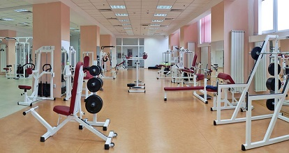 Poze club fitness SalsaFit Gym