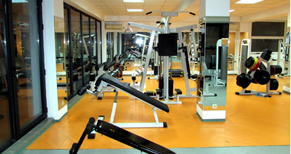 Poze club fitness One Fitness