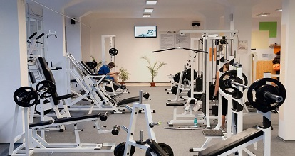 Poze club fitness Fit for Life Mănăștur
