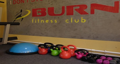 Poze club fitness Burn Fitnes Club Mănăștur