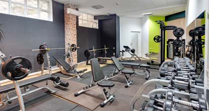 Poze club fitness 18 Gym Cipariu
