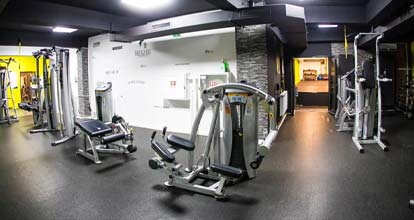 Poze club fitness 18 Gym Mureș
