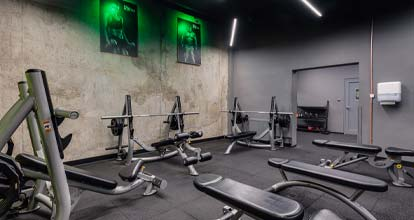 Poze club fitness 18 Gym Mărăști