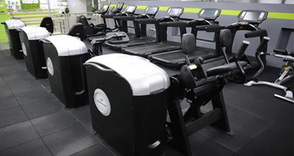 Poze club fitness 18 Gym Brașov