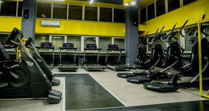 Poze club fitness Stay Fit Gym Vitan