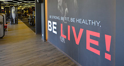 Be Live Fitness Club