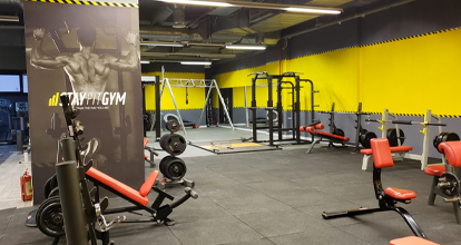 Stay Fit Gym Liberty